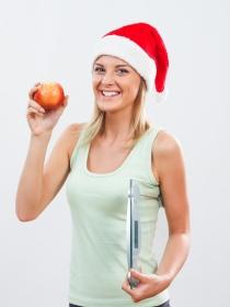 Cómo no saltarte la dieta en Navidad