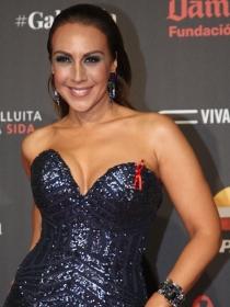 Mónica Naranjo y Belén Rueda, un duelo de estilo glitter