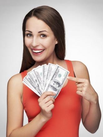 Soñar con ganar mucho dinero