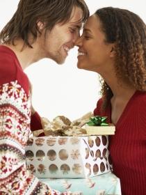 Frases de amor románticas para las tarjetas de Navidad