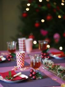 5 ideas originales para decorar la mesa en Navidad