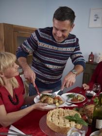 Cinco alimentos que no pueden faltar en Nochebuena
