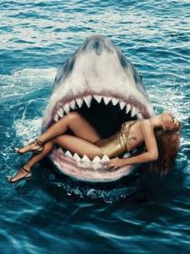 Soñar con tiburones: midiendo tus fuerzas