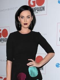 El look más sexy y retro de Katy Perry para Covergirl