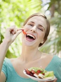 Cómo cambia la menstruación cuando estás a dieta
