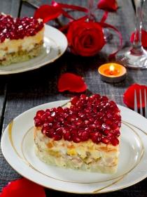 Menús para parejas en San Valentín: ¡cómete el amor!