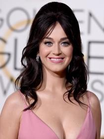 Pelo: la opción bumpit de Katy Perry para un recogido retro