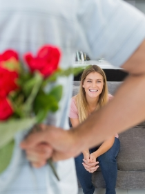 Frases románticas para conquistar en San Valentín