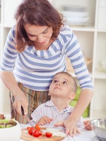 5 menús para hacer con niños el Día del Padre