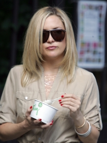 Dieta alcalina: el secreto de Kate Hudson