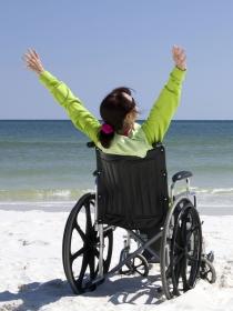 Soñar que estás en una silla de ruedas: tu capacidad de adaptación
