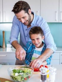 5 recetas sanas para el Día del Padre
