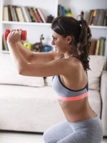 5 ejercicios fundamentales para fortalecer glúteos
