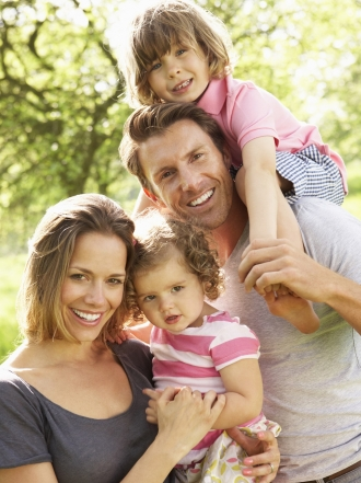 El Día del Padre en familia