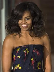 Consigue volumen en tu pelo como Michelle Obama