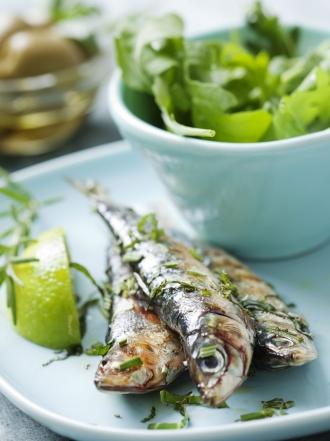 Soñar con sardinas