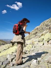 Soñar con subir montañas: tu crecimiento personal