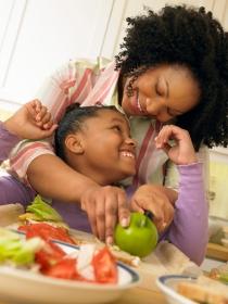 Aprende a cocinar con niños