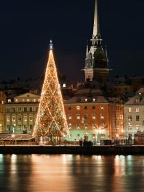Suecia, un paraíso para los amantes de la Navidad
