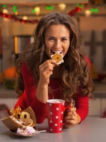 En Navidad disfruta comiendo sin engordar