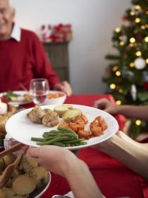 En Navidad sorprende a tus invitados con comida sana