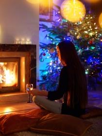 Las primeras navidades tras la separación