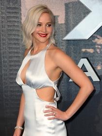 Premiere X- Men: Jennifer Lawrence y sus looks más sensuales