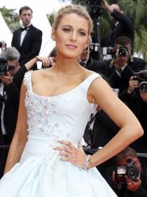 Blake Lively, el embarazo más glamuroso de Cannes 2016