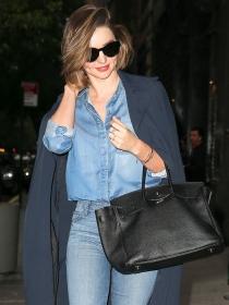 Miranda Kerr o cómo superar una ruptura con aromaterapia