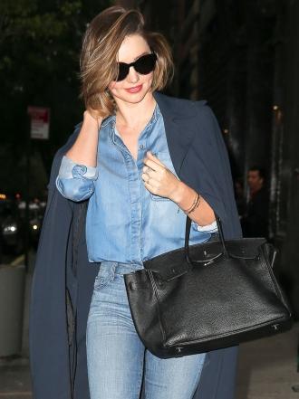 Miranda Kerr: ruptura con aromaterapia