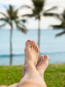 5 cuidados de las uñas antes y después de la playa