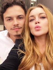Lindsay Lohan, estrangulada por Egor Tarabasov, pide respeto