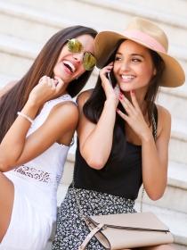 5 mentiras piadosas que siempre dicen tus amigas