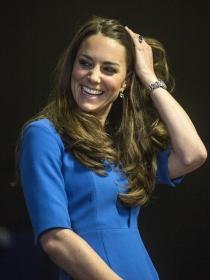 Kate Middleton y su peinado Chelsea Blow Dry paso a paso