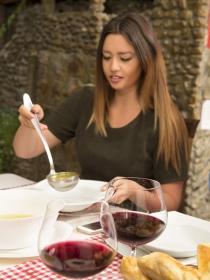 Cuando comes fuera: tips para una alimentación sana