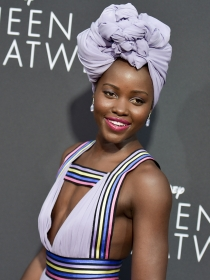 Candy make up: el maquillaje más dulce de Lupita Nyong'o