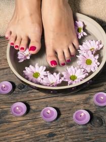 Los mejores remedios caseros para unos pies más bonitos