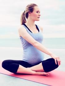 5 ejercicios cardiovasculares para embarazadas