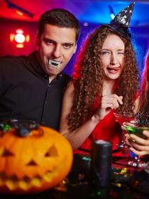 Recetas de Halloween para una cena con tus amigos