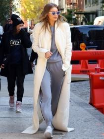Aprende a combinar el chándal con estilo como Gigi Hadid