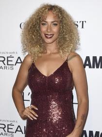 Rutina de cuidado para cabellos rizados como Leona Lewis