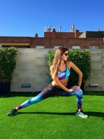 5 ejercicios que consiguen un culo más firme en casa