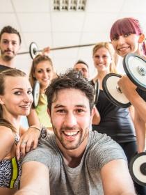 Practicar deporte: 6 Razones para ir al gimnasio