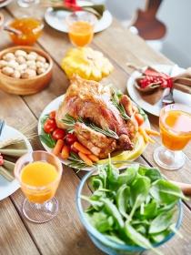 Comidas y alimentos de Navidad que se pueden congelar