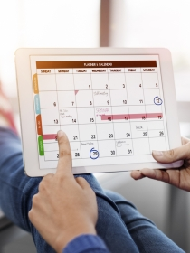 El importante significado de soñar con un calendario