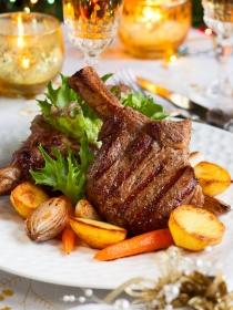 Recetas deliciosas con carne para Navidad