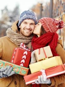 El mejor regalo de Navidad para las primeras fiestas con un hombre Leo