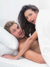 Cómo reaccionar si tus hijos te pillan teniendo sexo con tu nueva pareja