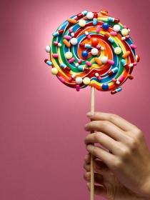 El peligro de soñar con un caramelo envenenado