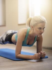 Para qué sirve la plancha al hacer ejercicio